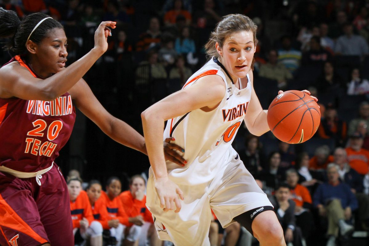 Chelsea Wilson started every game her senior year, averaging 7.6 points and 5.6 rebounds.