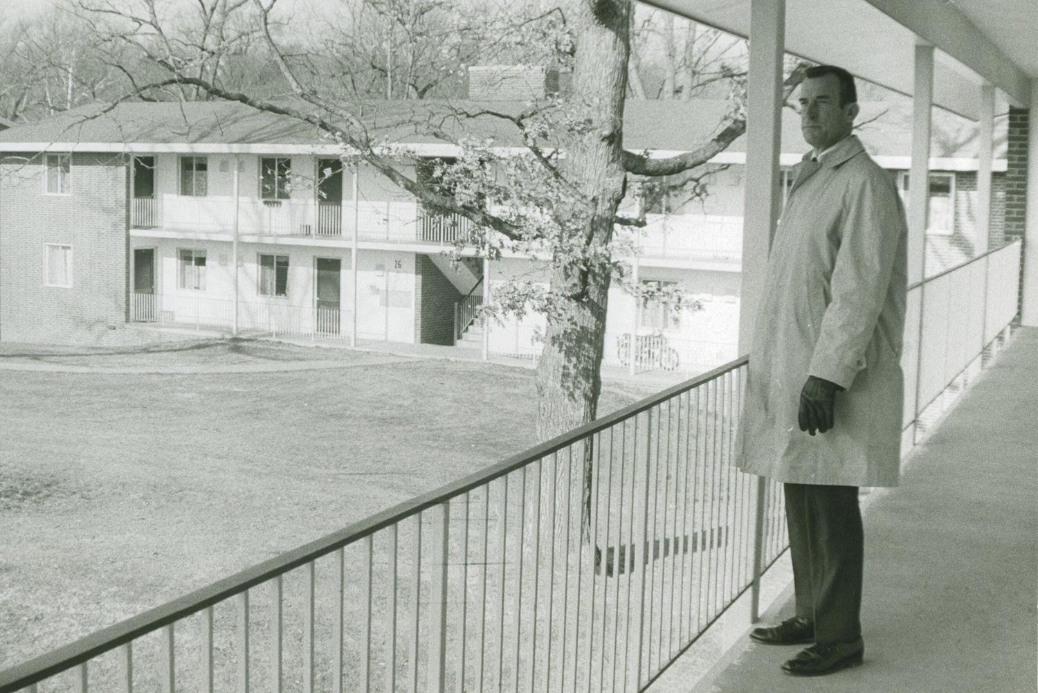 In three decades on Grounds, Titus oversaw housing and Residence Life and was an associate professor of education.