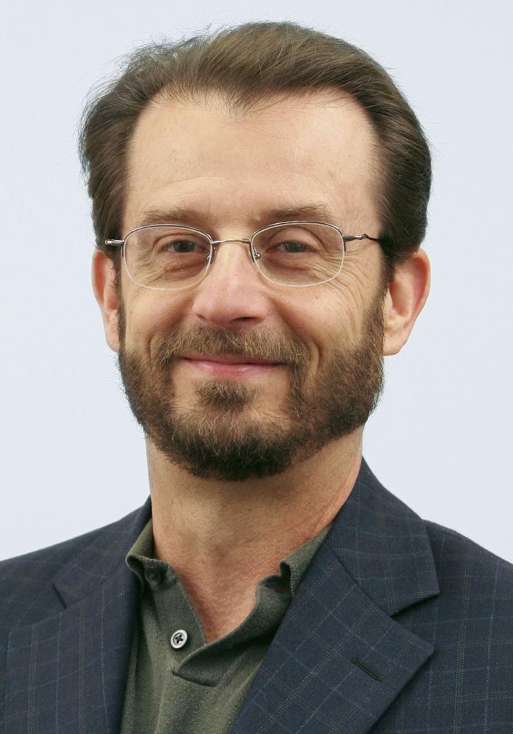 Portrait of Chris Barrett