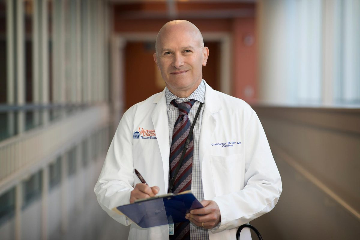Dr. Christopher Kramer is leading the study, which uses a database of more than 2,750 patients in six countries.