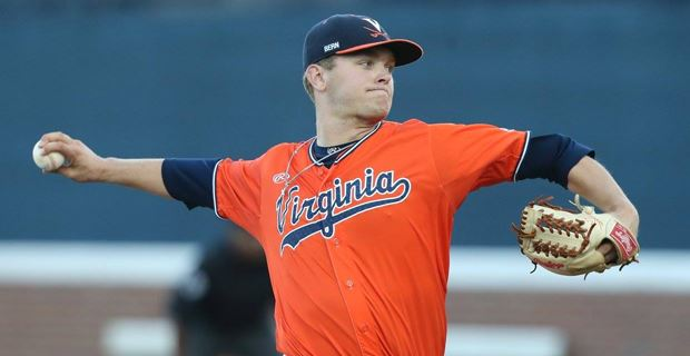 UVA coach Brian O'Connor isn't saying when ace Connor Jones will pitch.