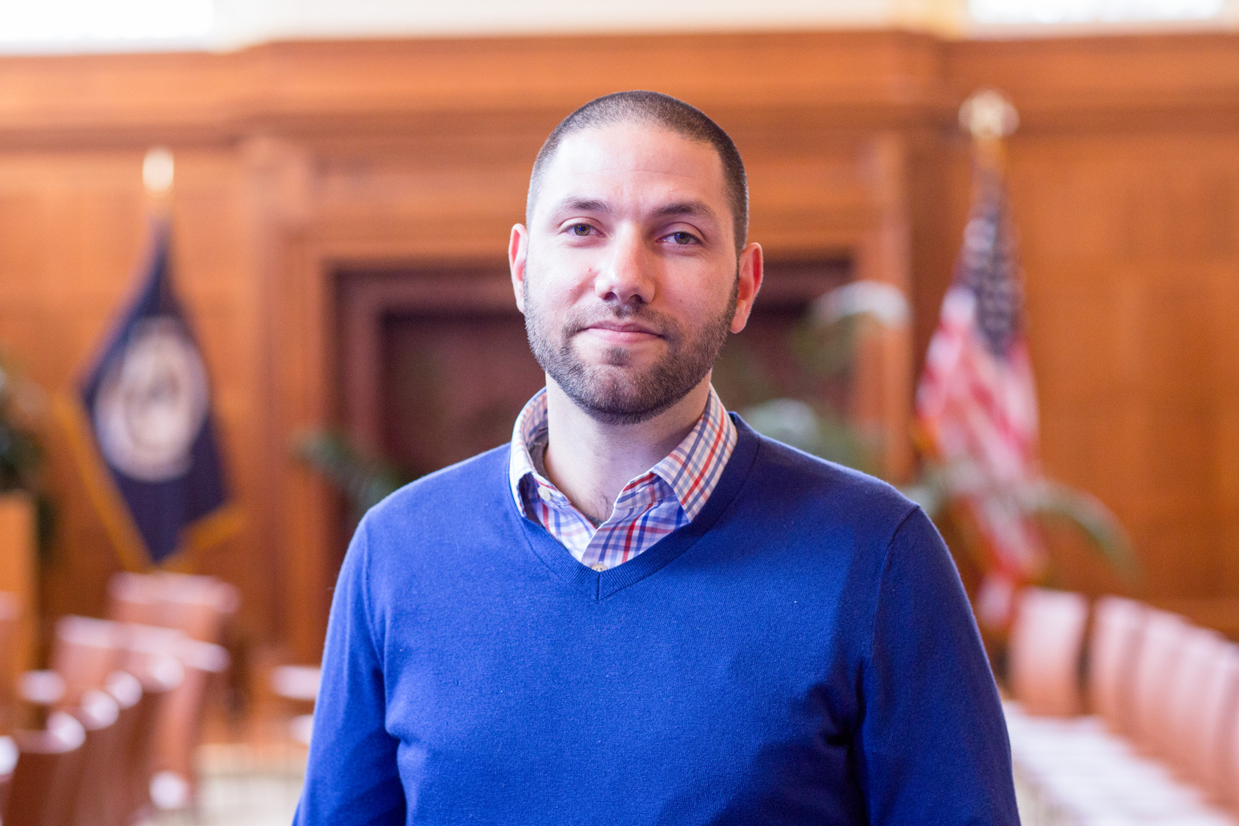 Benjamin Converse, an assistant professor in the Frank Batten School of Leadership and Public Policy, and in the Department of Psychology, looks at the effects of slowing down video of an alleged murder in new study.