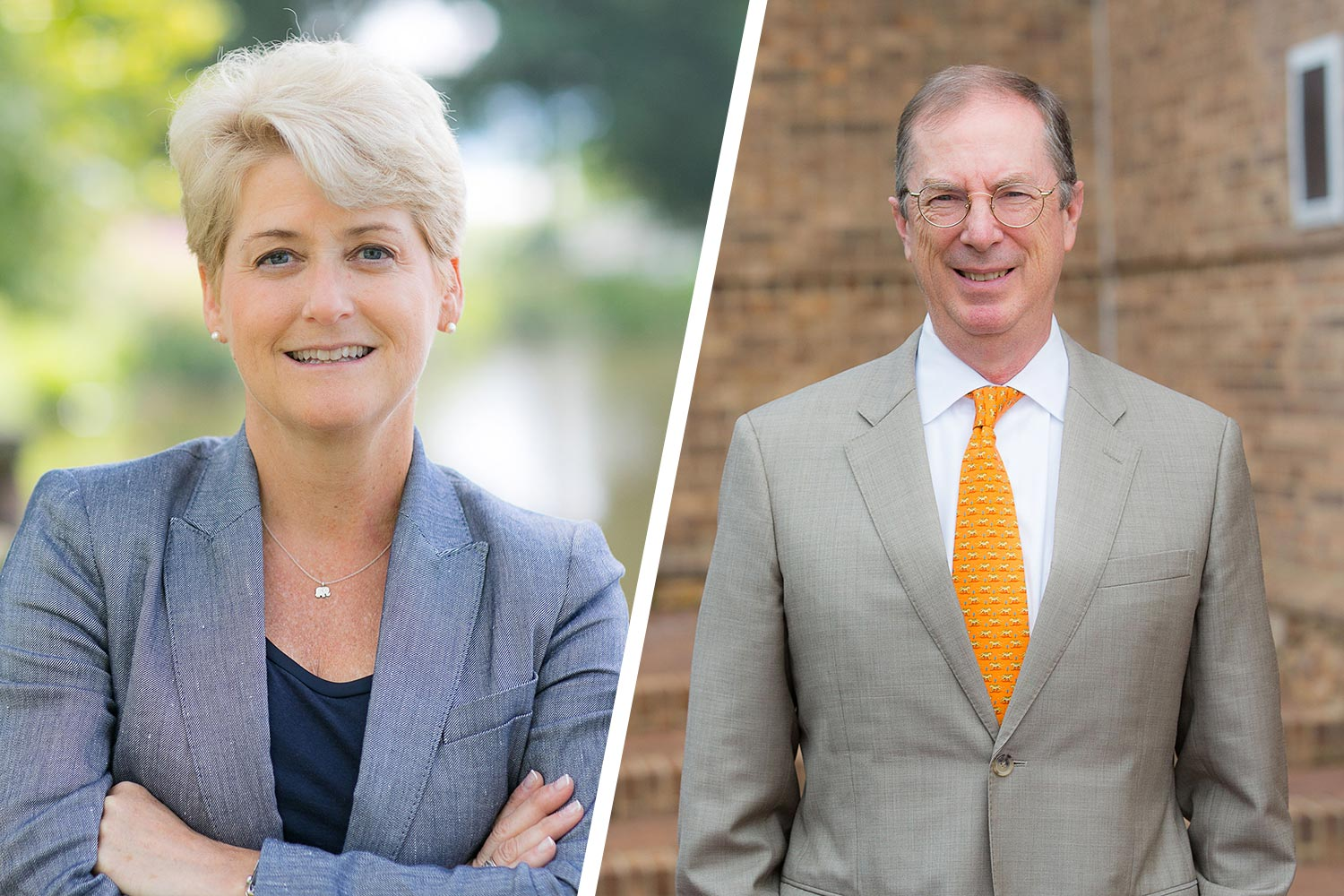 Deborah van Eersel is chief administrative officer and director of marketing at the UVA Foundation. Tim Rose is the chief executive officer of the UVA Foundation, which owns and operates the park.