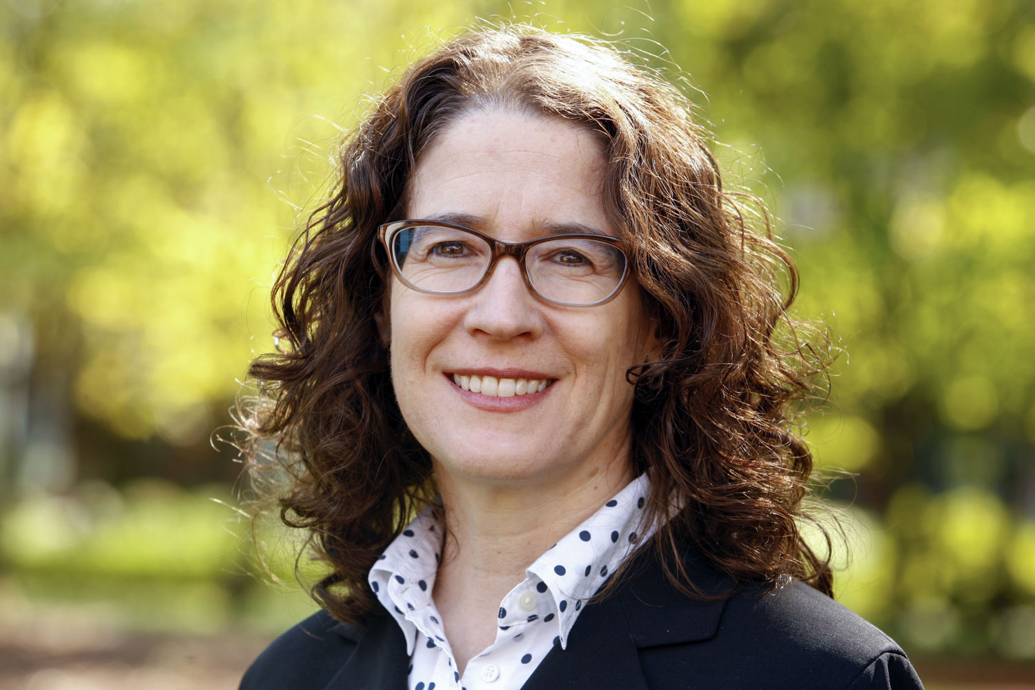 Law professor Deborah Hellman's scholarship focuses on discrimination and equality, and money and rights.