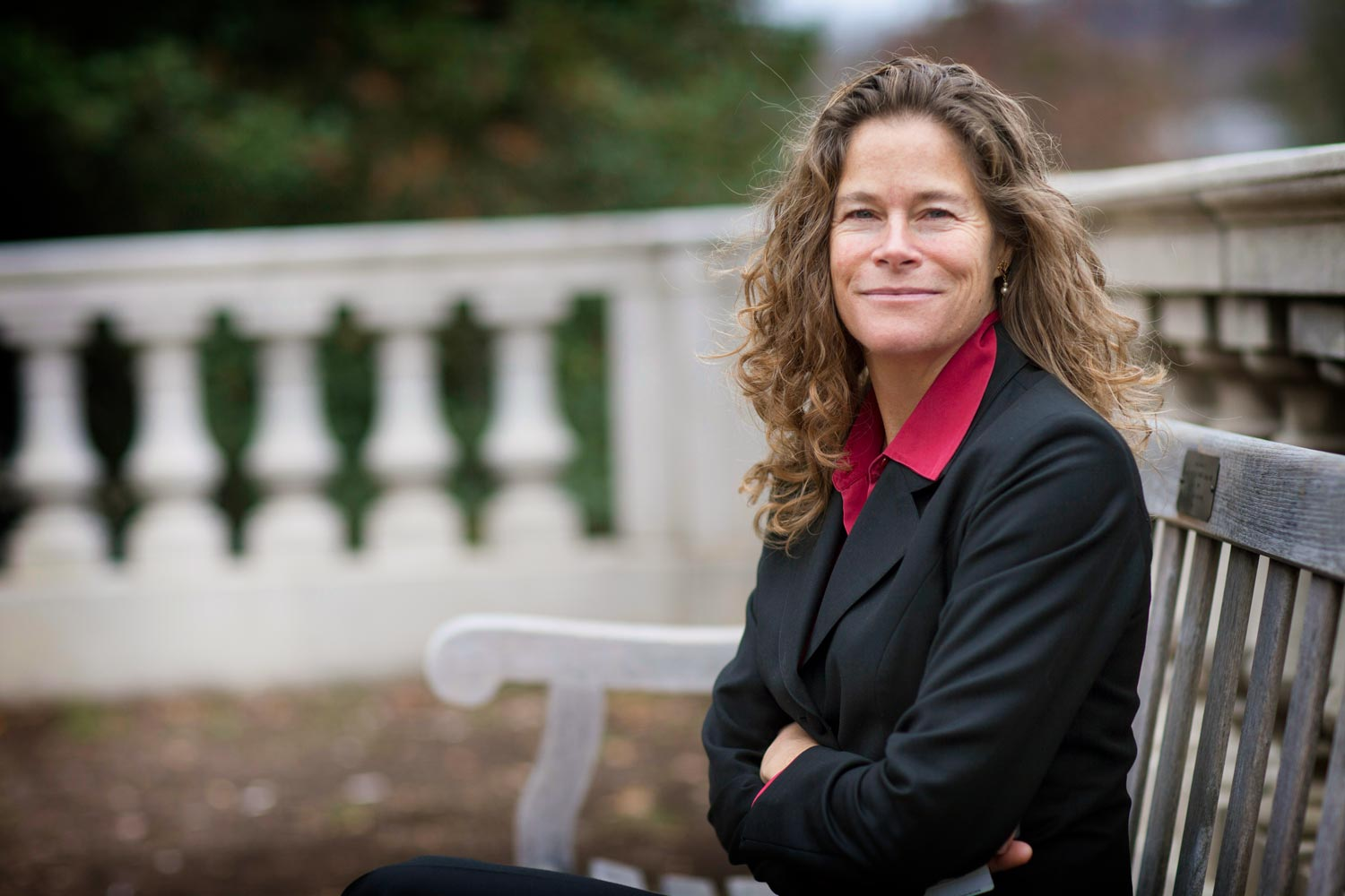 Deborah Lawrence directs UVA's  inaugural Global Research Program of Distinction in Food, Fuel and Forests.