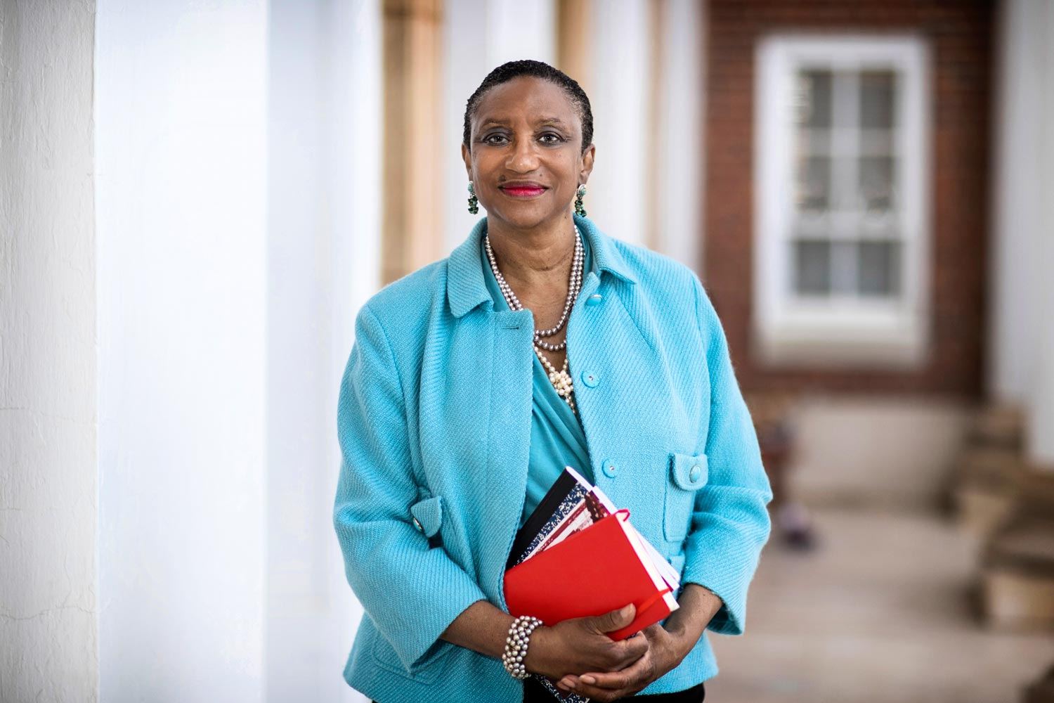 Deborah McDowell, the Alice Griffin Professor of English, has directed the Woodson Institute since 2008.