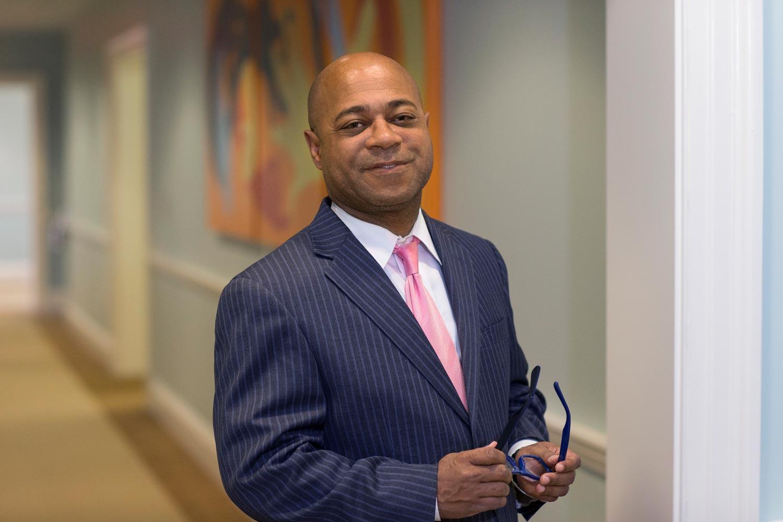 Curry professor Derrick Alridge will lead the History of Education Society.