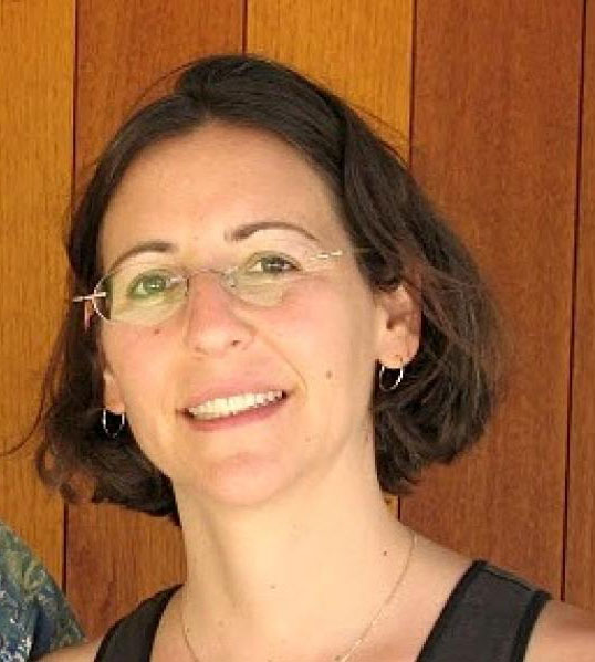 Lise Dobrin, associate professor of anthropology and director of the Interdepartmental Program in Linguistics.