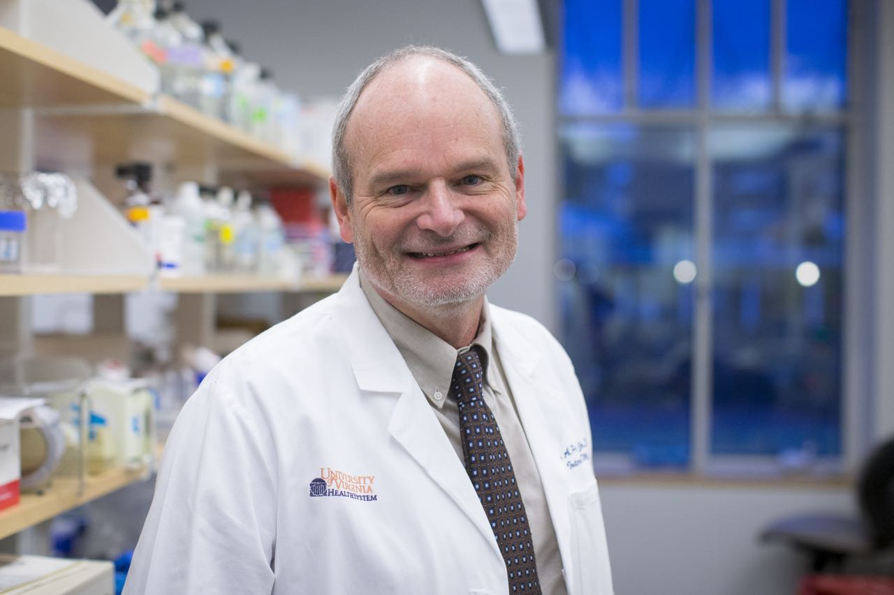 Dr. William Petri found that gut damage makes vaccines less effective.