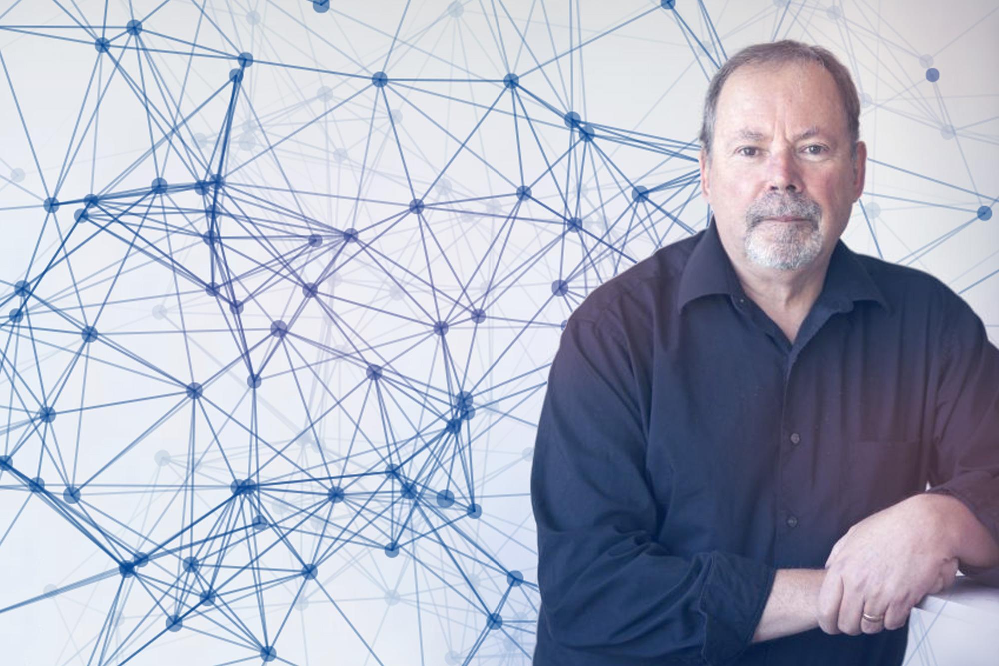 Philip Bourne, director of UVA's Data Science Institute, this Friday co-hosts Datapalooza.