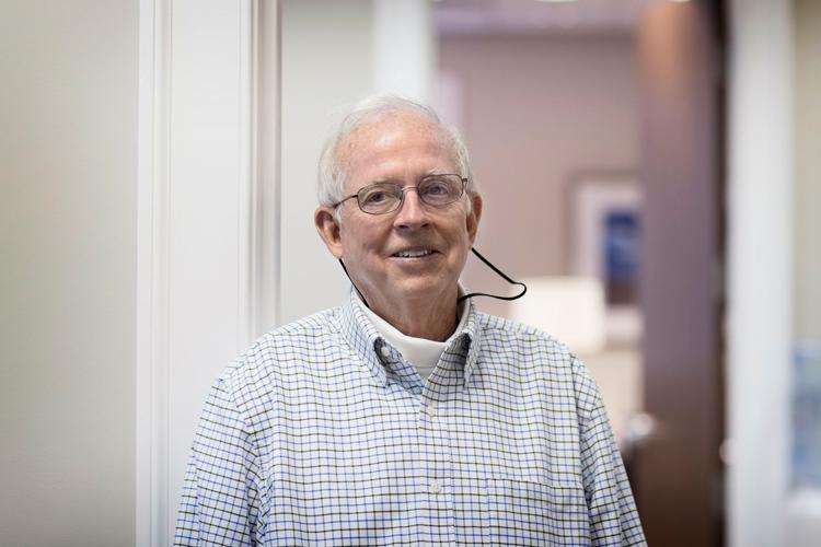 Economics professor Edwin Burton specializes in finance.