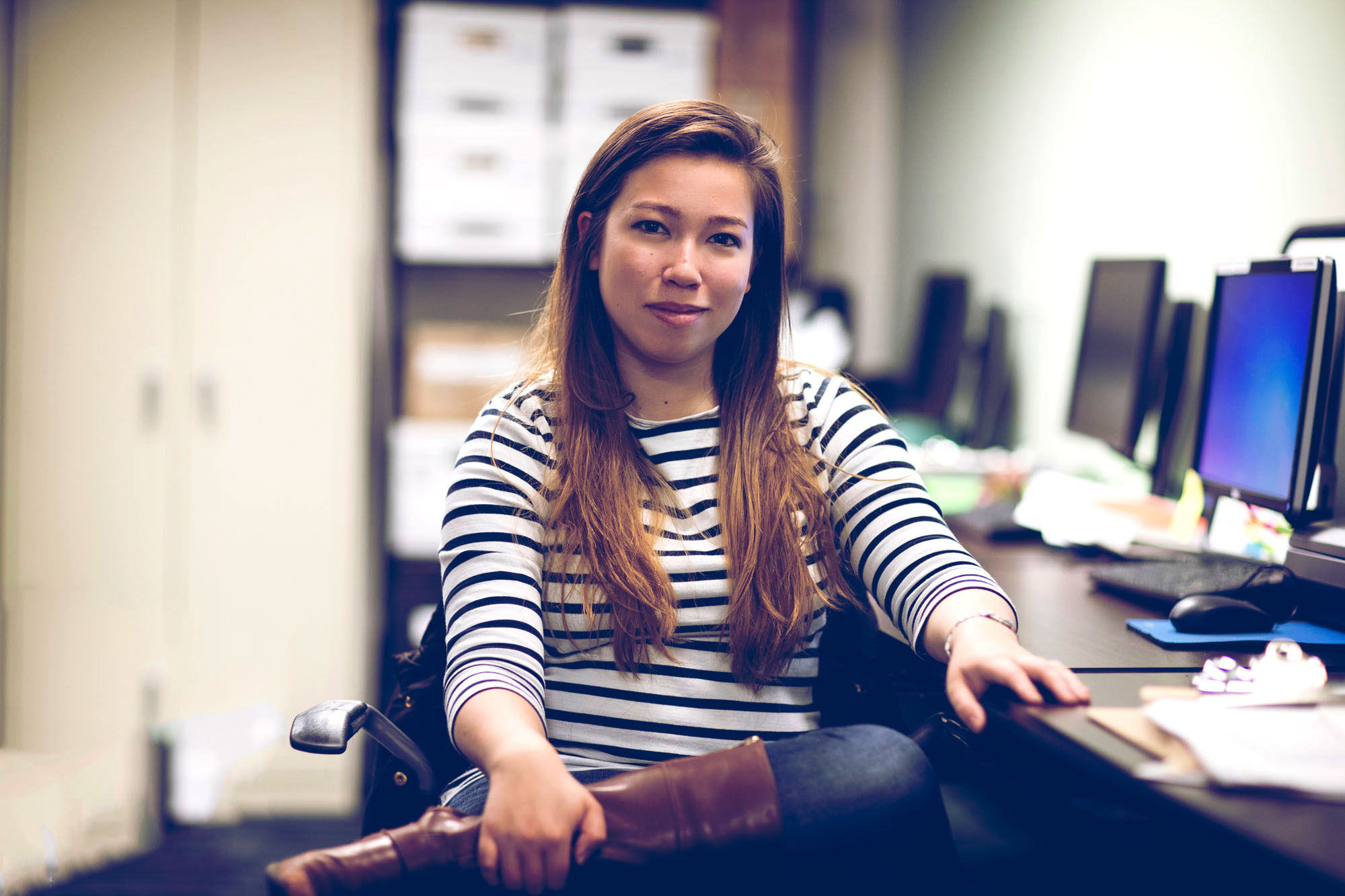 Emma Kyono made the most of her time at UVA by taking an interdisciplinary approach to her academic studies.