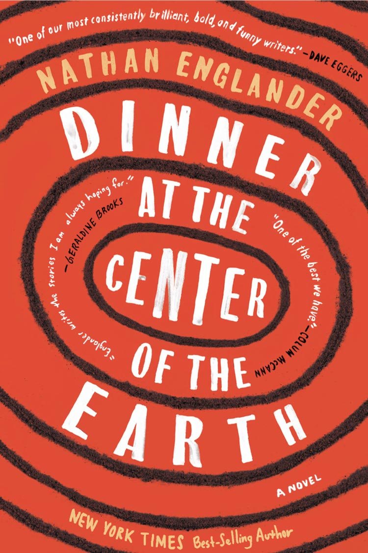 Best-selling author Nathan Englander will be the guest speaker at the book festival's literary luncheon on March 22.