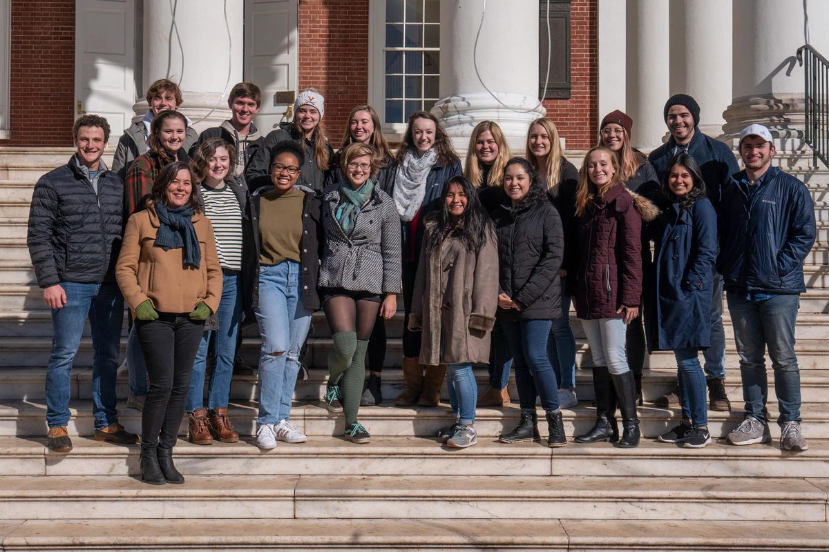 "In ""Writing for Social Justice and Change,"" students aim to think critically about the world, both their role in it as UVA students and as members of the Charlottesville community."