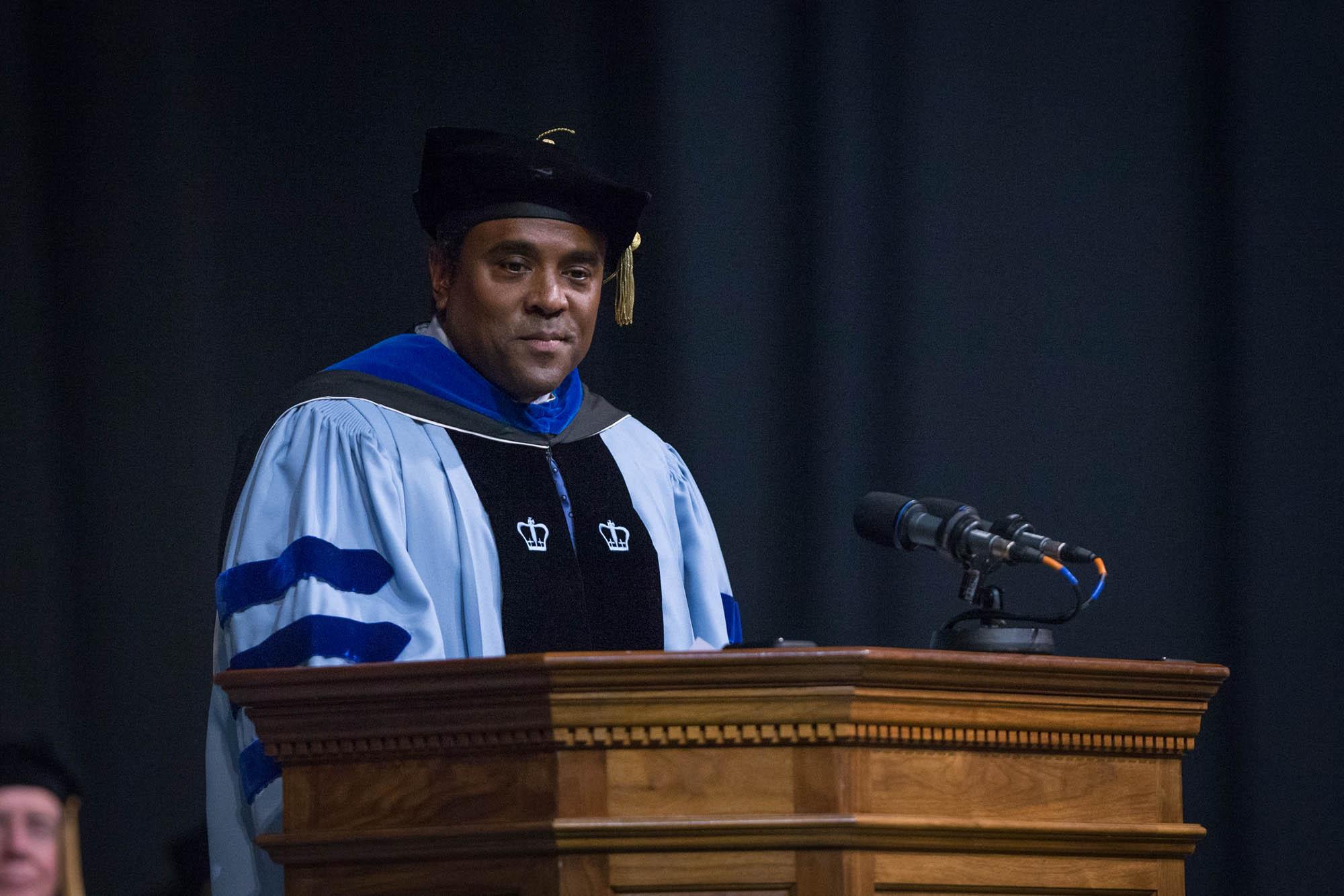 Professor Gregory Fairchild