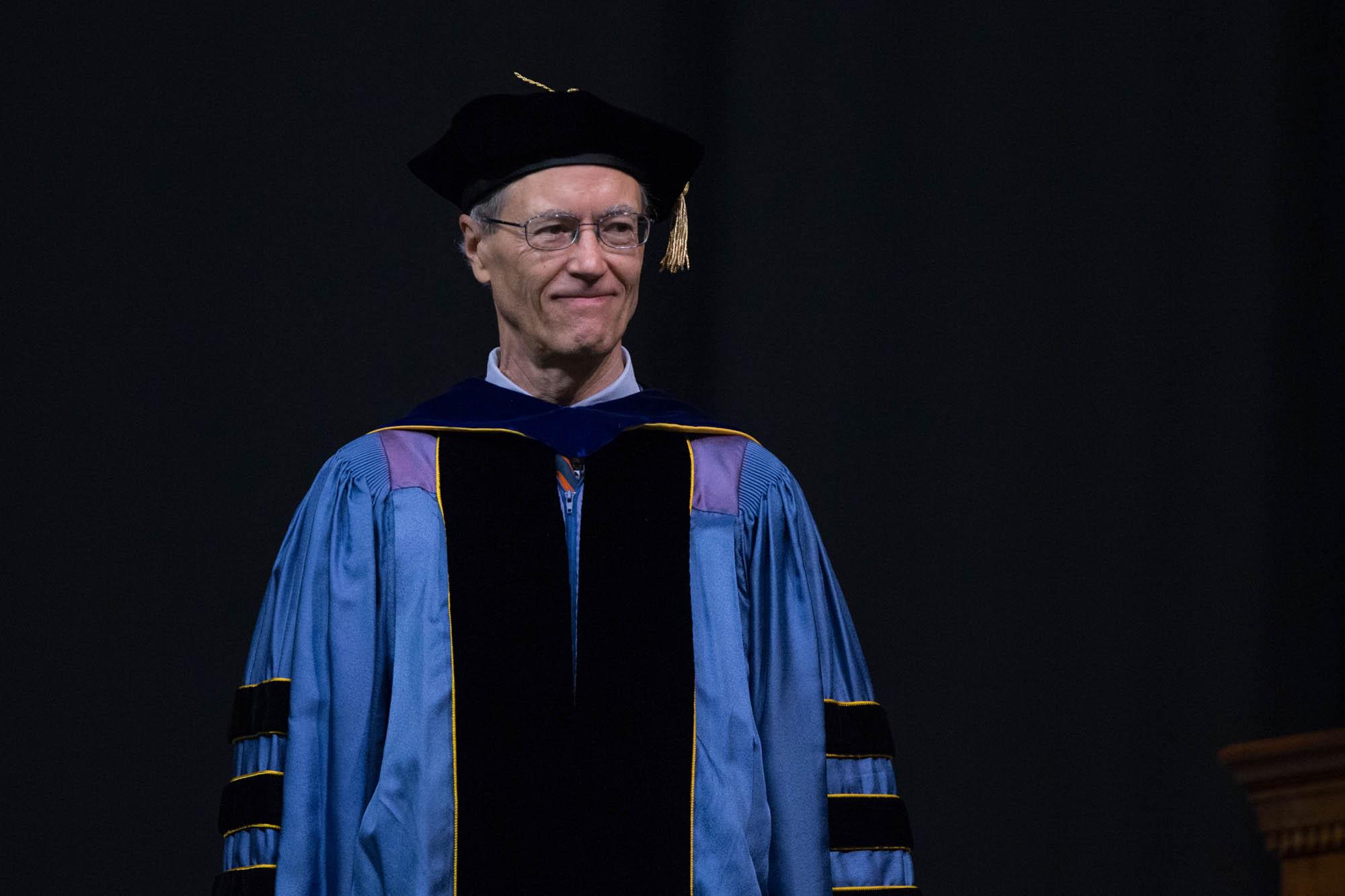 Professor Timothy D. Wilson