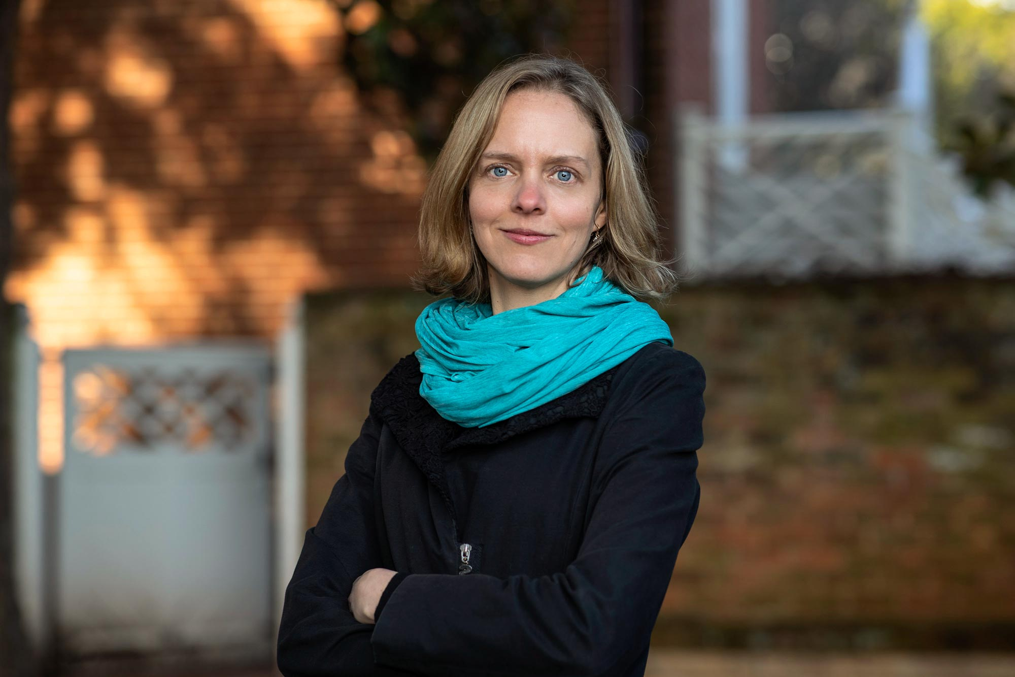 Sociologist Fiona Greenland combines historical and cultural data with temporal and spatial analytical techniques in her research.