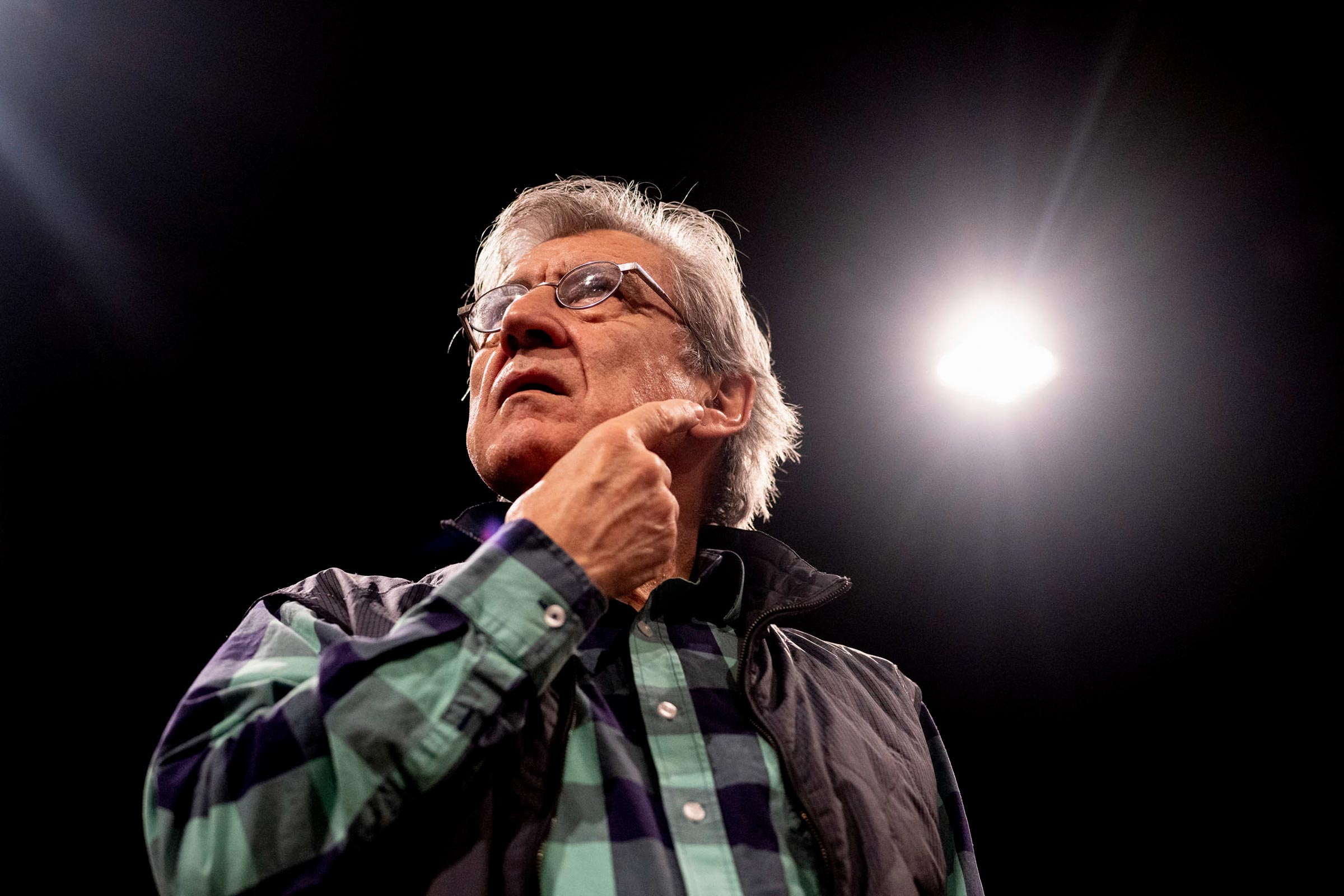 Over the past 40 years, Fernando Operé has directed 52 plays with the Spanish Theater Group.