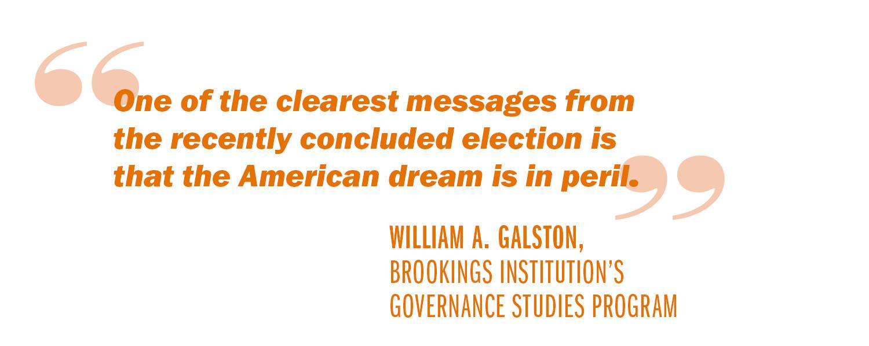 Galston quote
