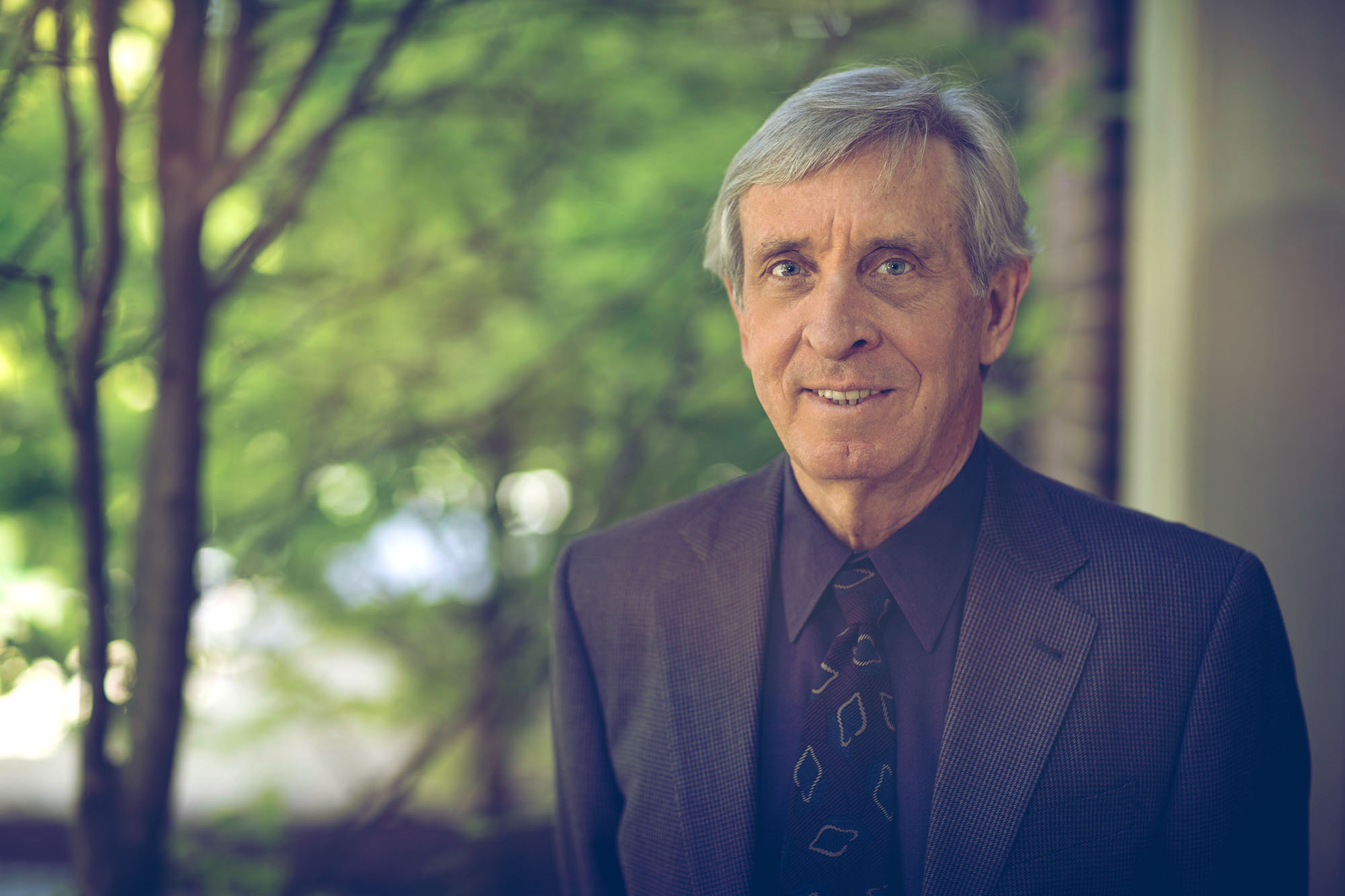 Caption: Gary Gallagher, the director of the John L. Nau Center for Civil War History, will host the center's first conference on Friday.