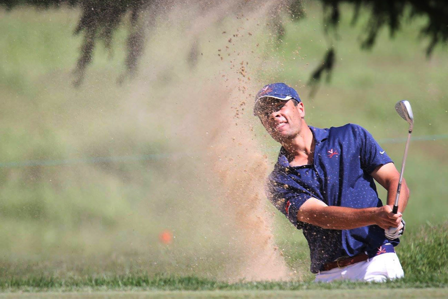 The NCAA Championship marked the final competition for fourth-year standouts Derek Bard, pictured, and Jimmy Stanger.