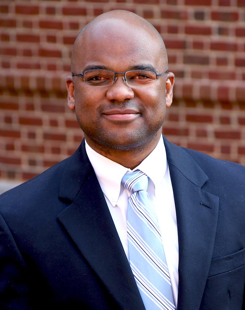 College professor Paul C. Harris