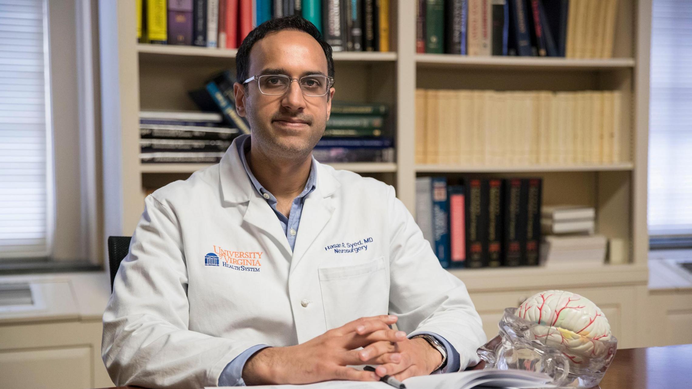 One UVA Neurosurgeon's Quest to Improve Brain Surgery Around the World