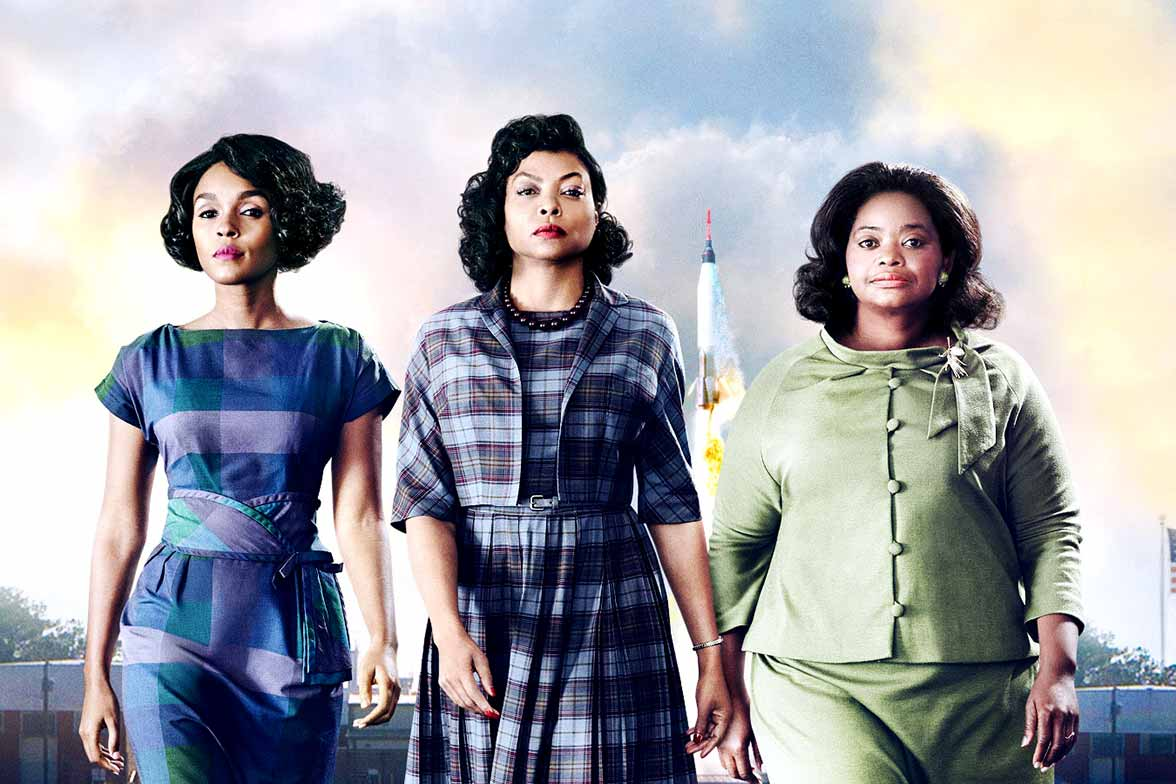 "Alumna Margot Shetterly's book, ""Hidden Figures,"" has become a box office blockbuster."