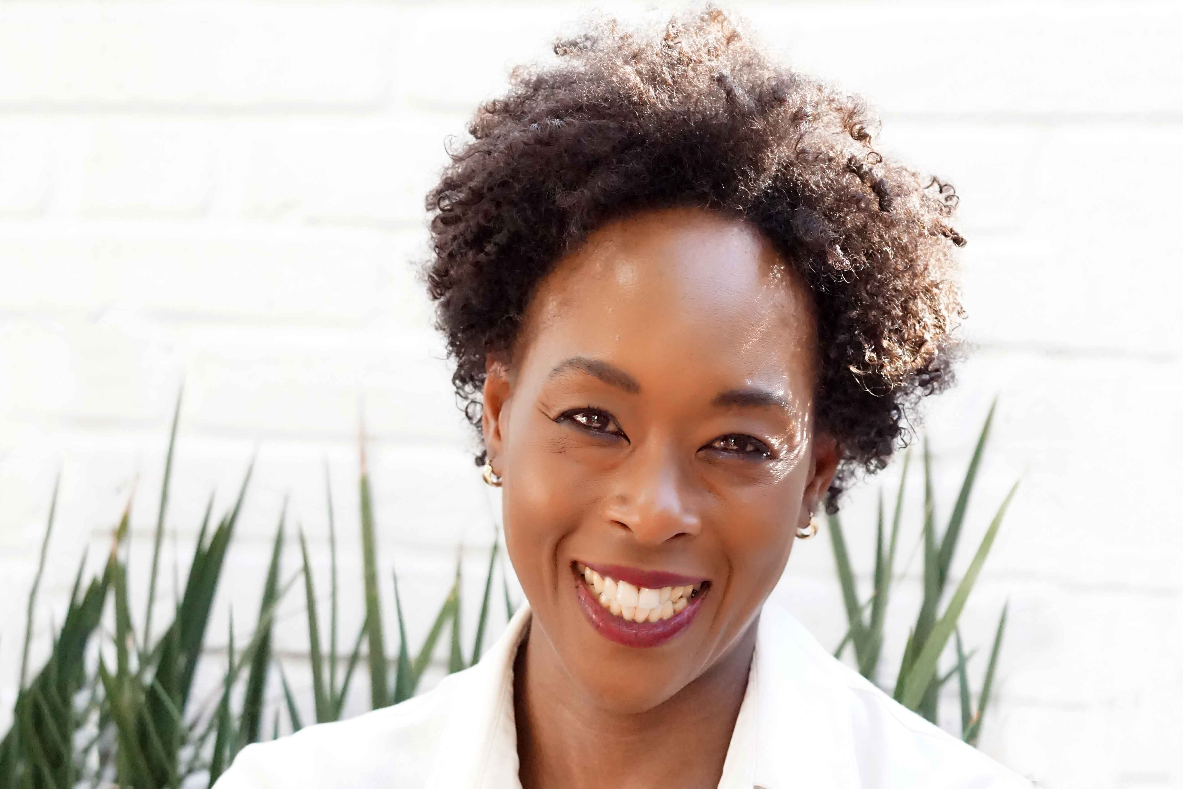 "1991 UVA graduate Margot Lee Shetterly went from Wall Street to author. Her book, ""Hidden Figures,"" hit shelves in September and inspired a movie adaptation, premiering Friday. (Photo by Aran Shetterly)"
