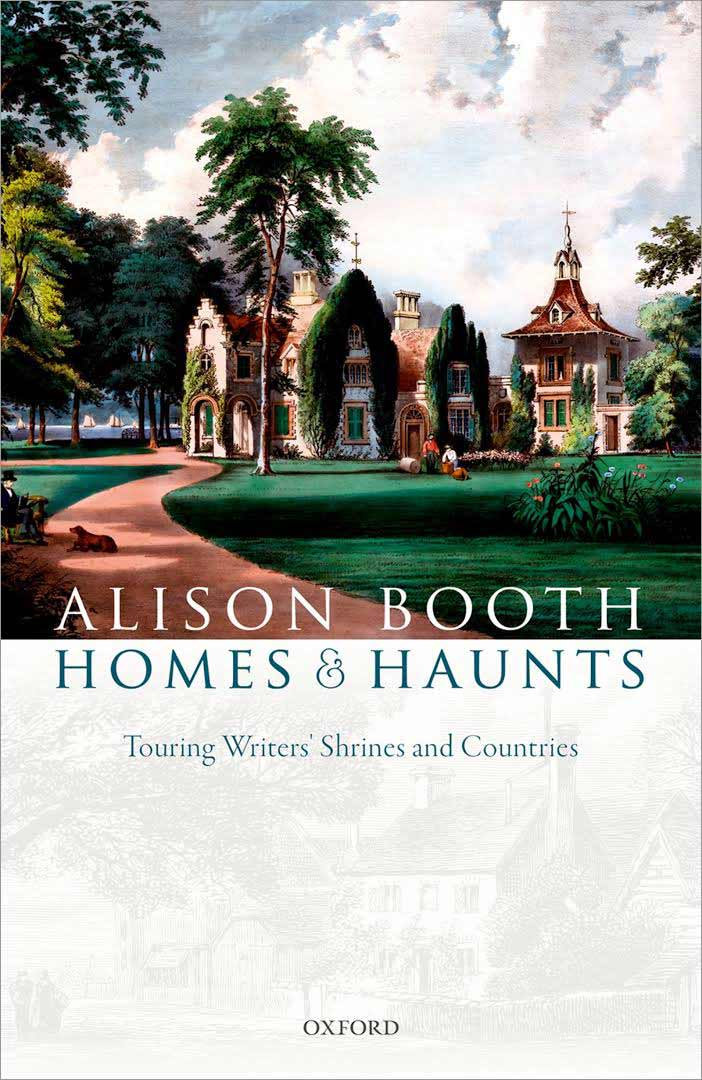 """Homes and Haunts: Touring Writers' Shrines and Countries"""