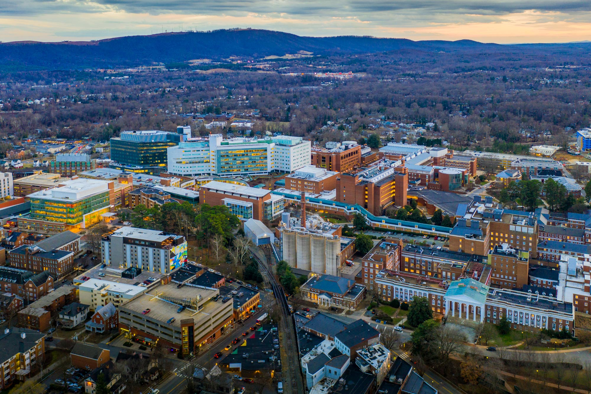 The UVA Medical Center was named a 2019 Leapfrog Top Hospital for its attention to safety and quality care.