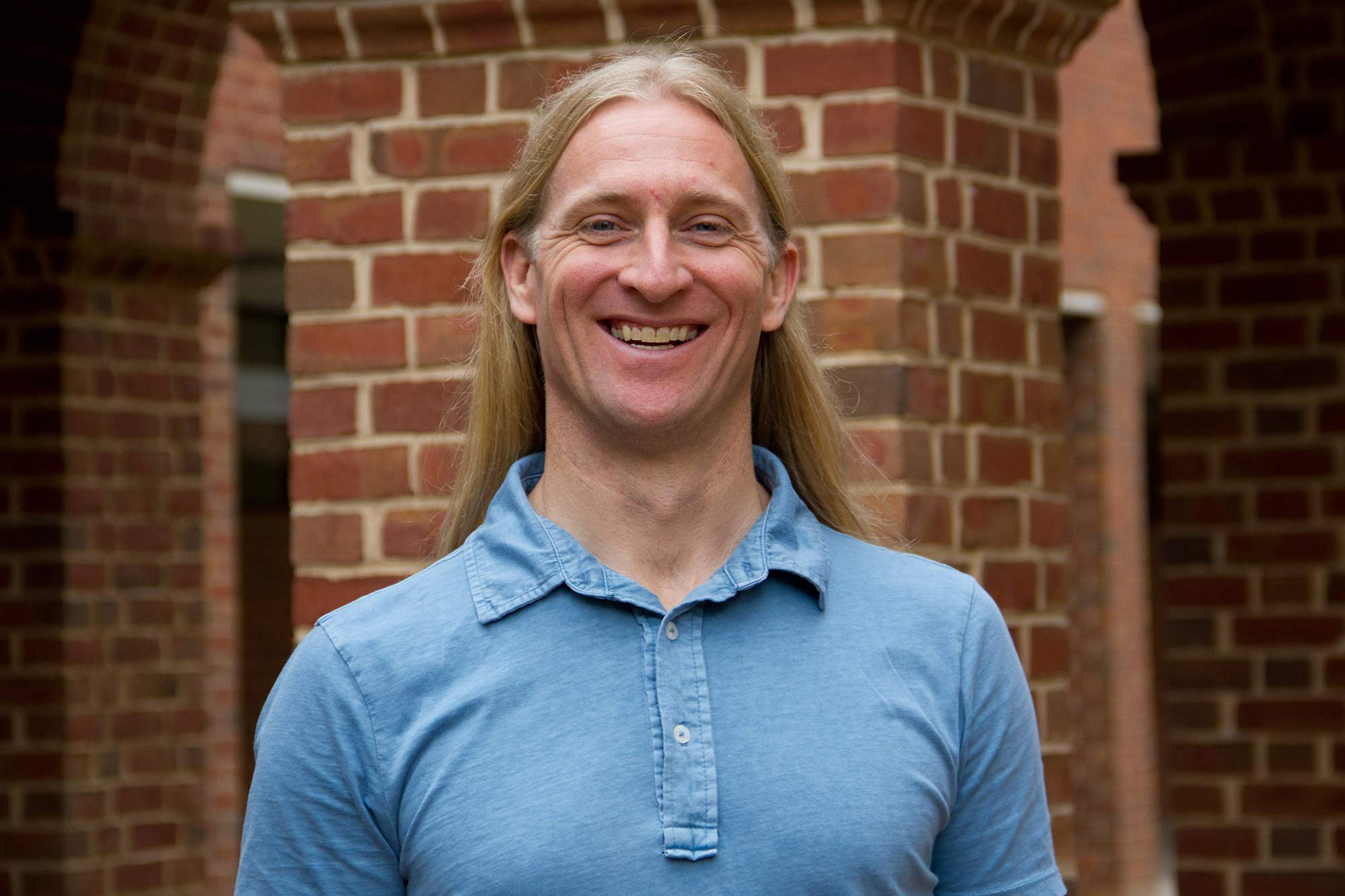 Chris Hulleman, a research associate professor at UVA's Curry School of Education, was a lead researcher of the study.