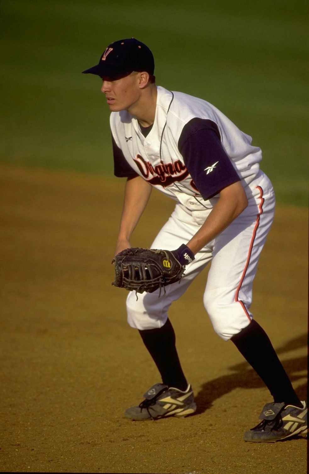 Wyant is the only UVA player to ever hit for the cycle. (Photo courtesy of UVA Athletics)