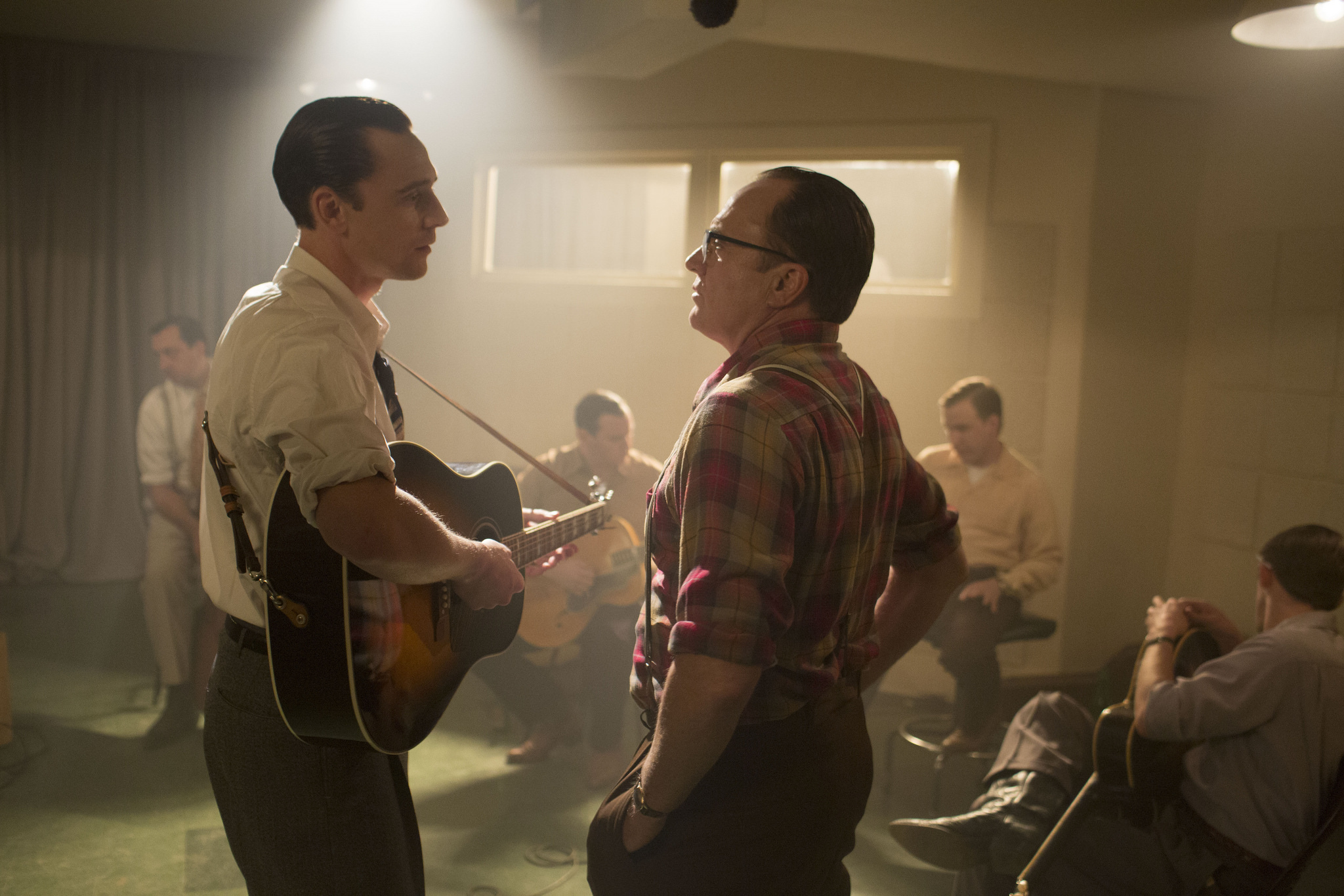 The film festival will open Thursday with a biopic of Hank Williams directed by UVA alumnus Marc Abraham. (Image: Virginia Film Festival)