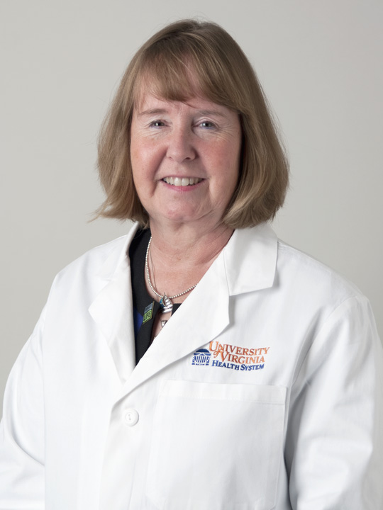 UVA's Dr. JoAnn Pinkerton is president of the North American Menopause Society.