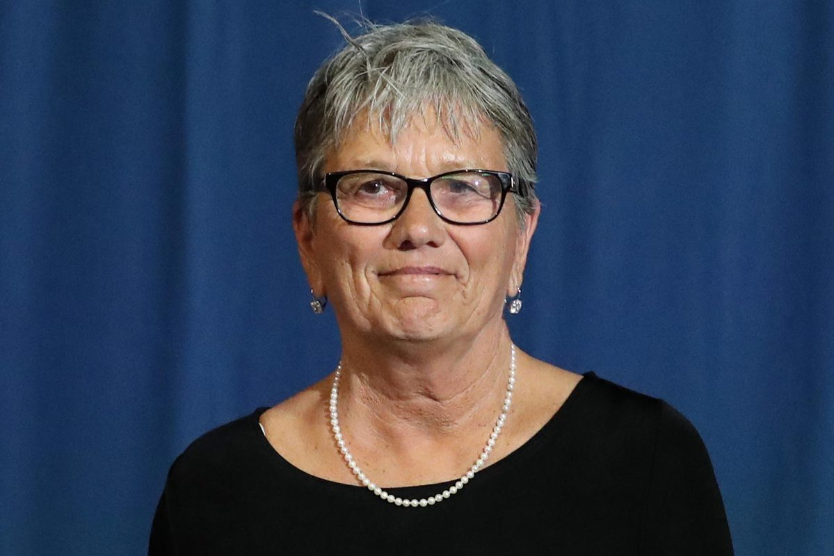 Former women's lacrosse coach Jane Miller led the Cavaliers to national championships in 1991 and 1993.