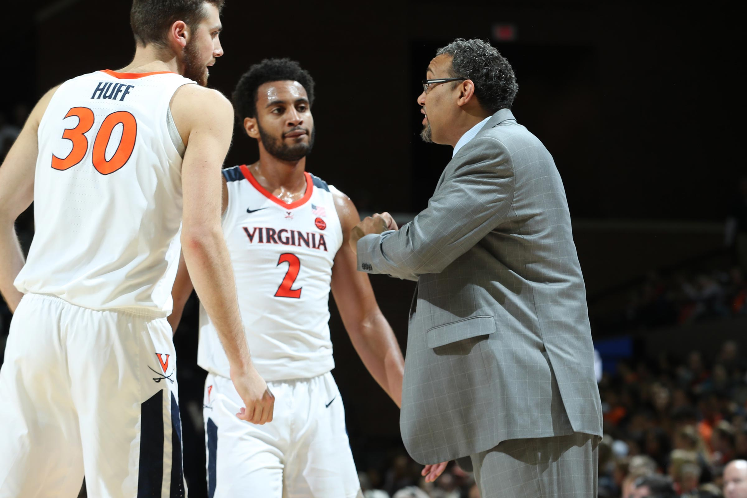 UVA assistant coach Jason Williford said Brogdon's work ethic is second to none.