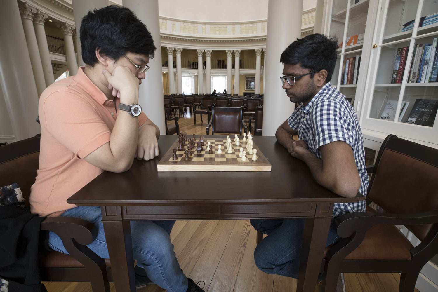 The UVA Chess Club meets Wednesdays from 8 to 10 p.m. in Newcomb Hall, room 177, and welcomes anyone interested in learning the game.