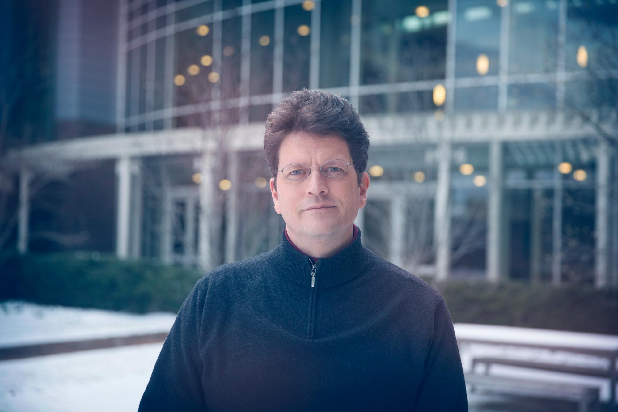 Associate Professor Jeffrey Rossman