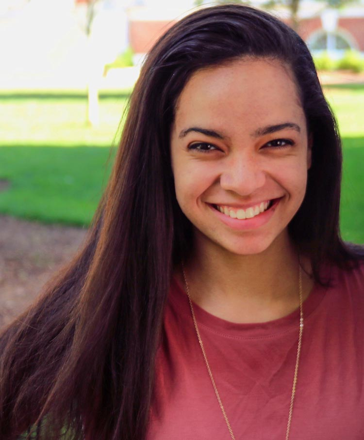 Harris, a second-year student and an Echols Scholar, was recently named a Miller Arts Scholar at UVA.