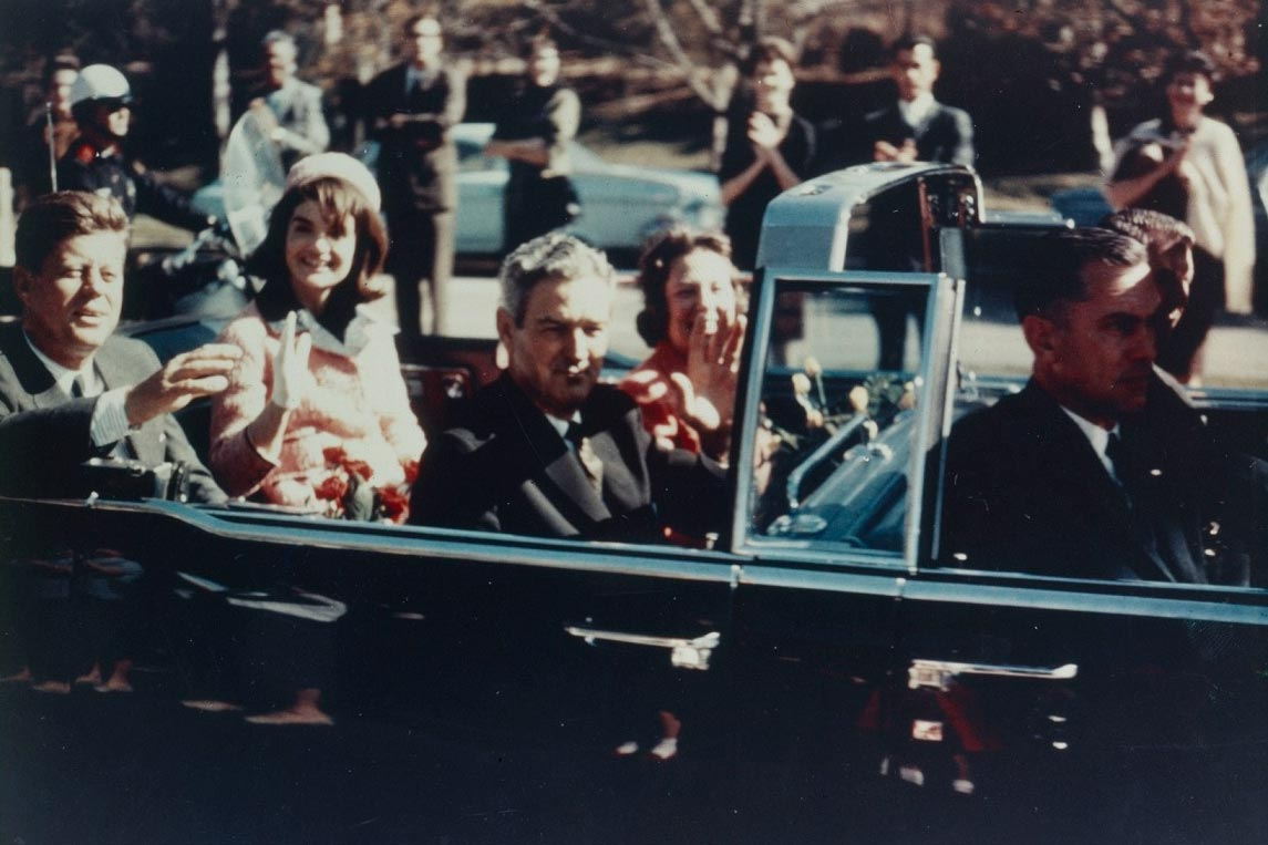 Kennedy's assassination in Dallas continues to intrigue scholars and fuel a tremendous range of conspiracy theories.