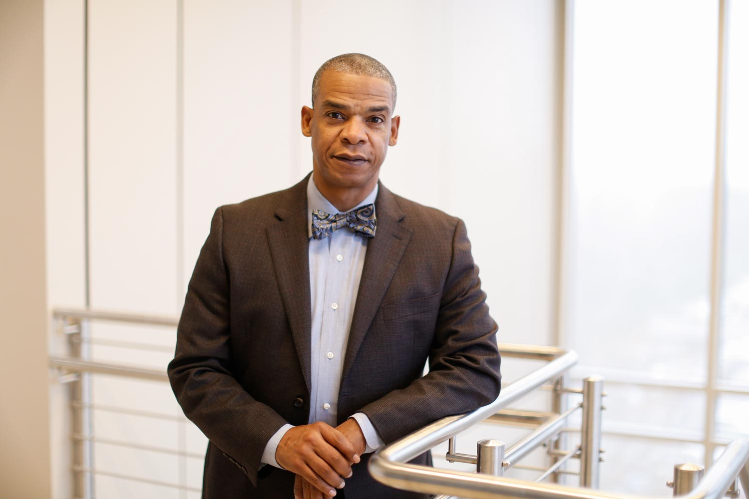 John Gates, associate dean and chief diversity officer for UVA's School of Engineering, said there is a key distinction to be made between equity and equality.