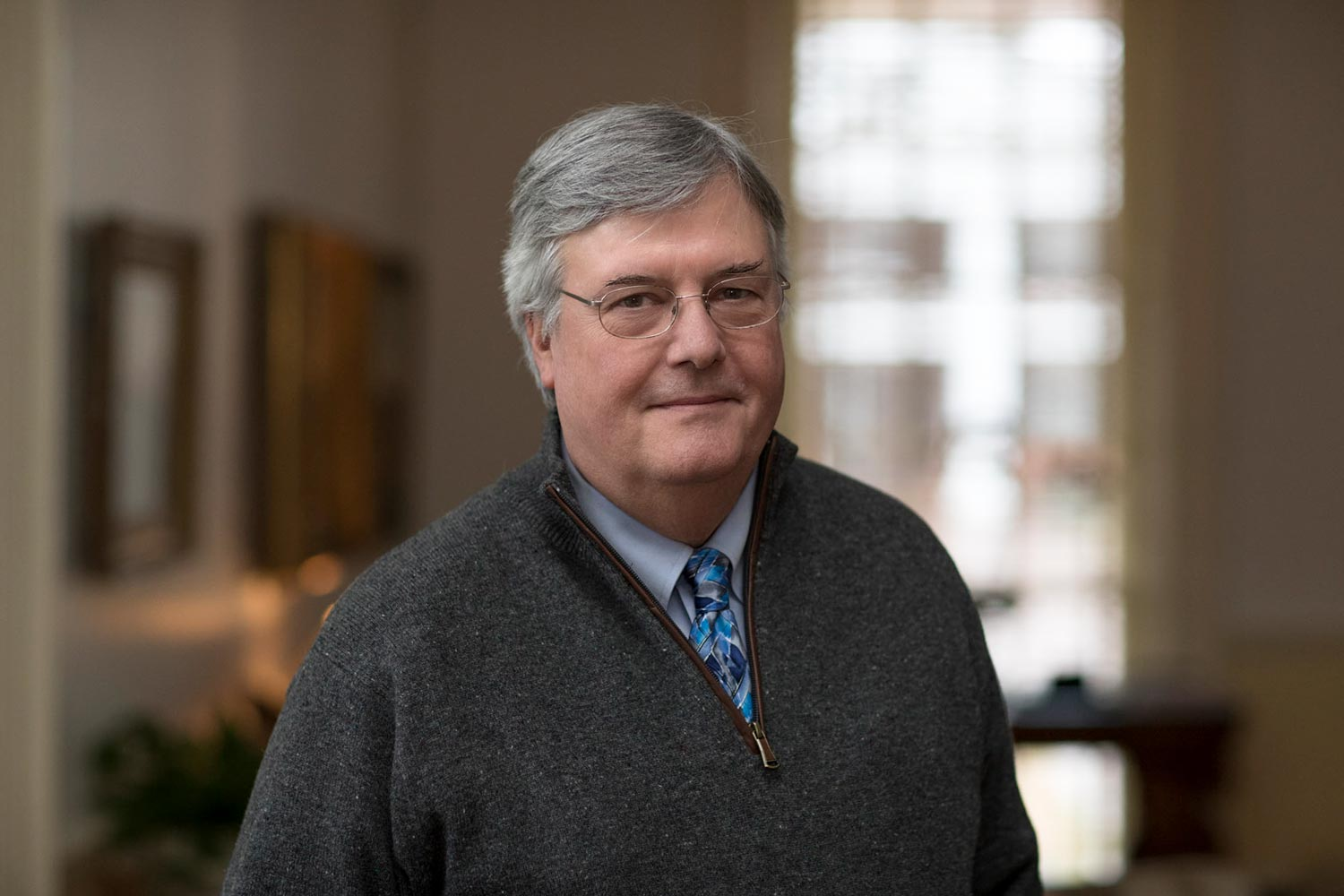 University Librarian John Unsworth worked with The HistoryMakers in 2008 with a previous Mellon grant.