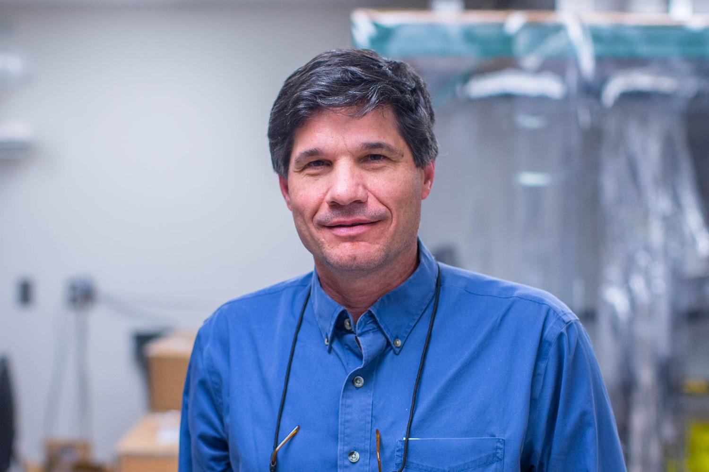 John Wilson, instrument scientist