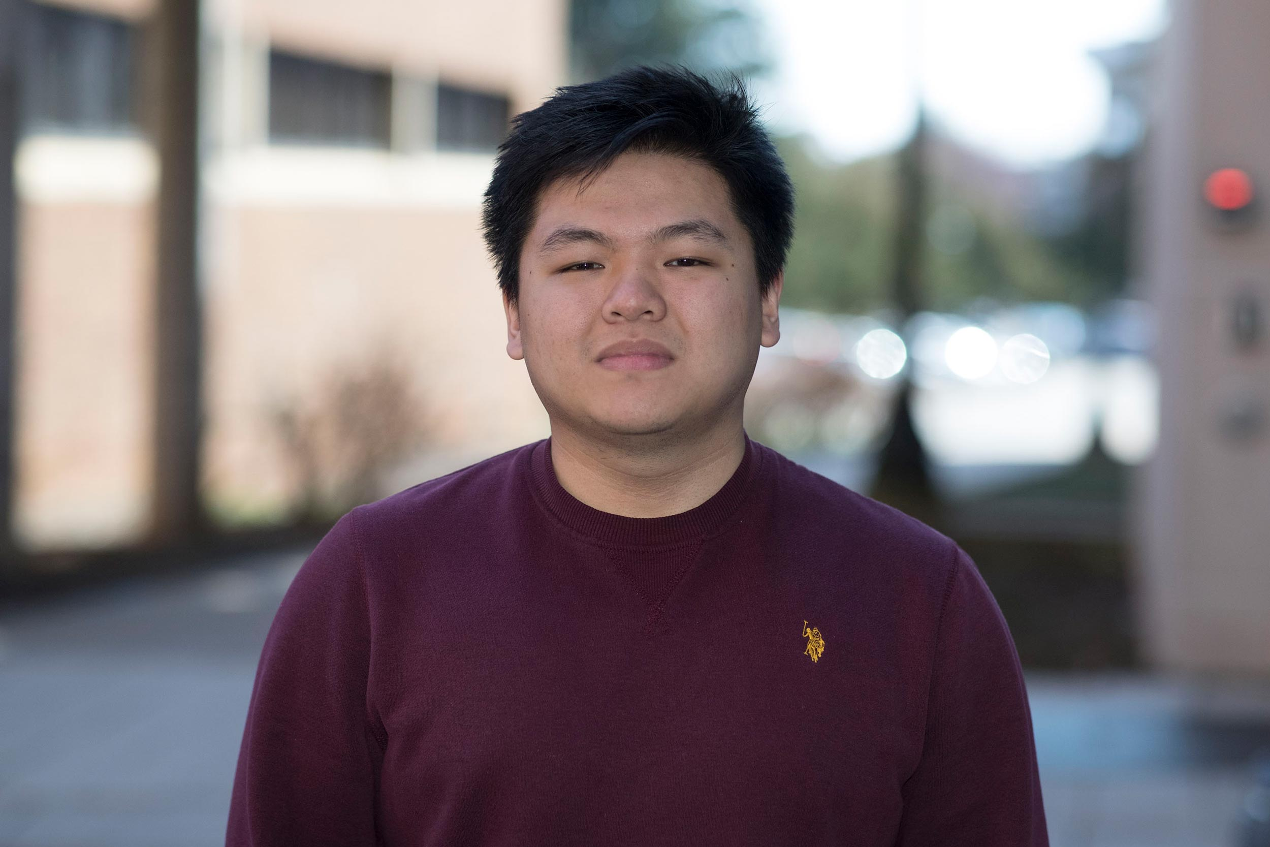 Jonathan Zheng's research has already been published in one of the nation's top scholarly journals for catalysis, and helped his mentoring professor land a National Science Foundation grant.