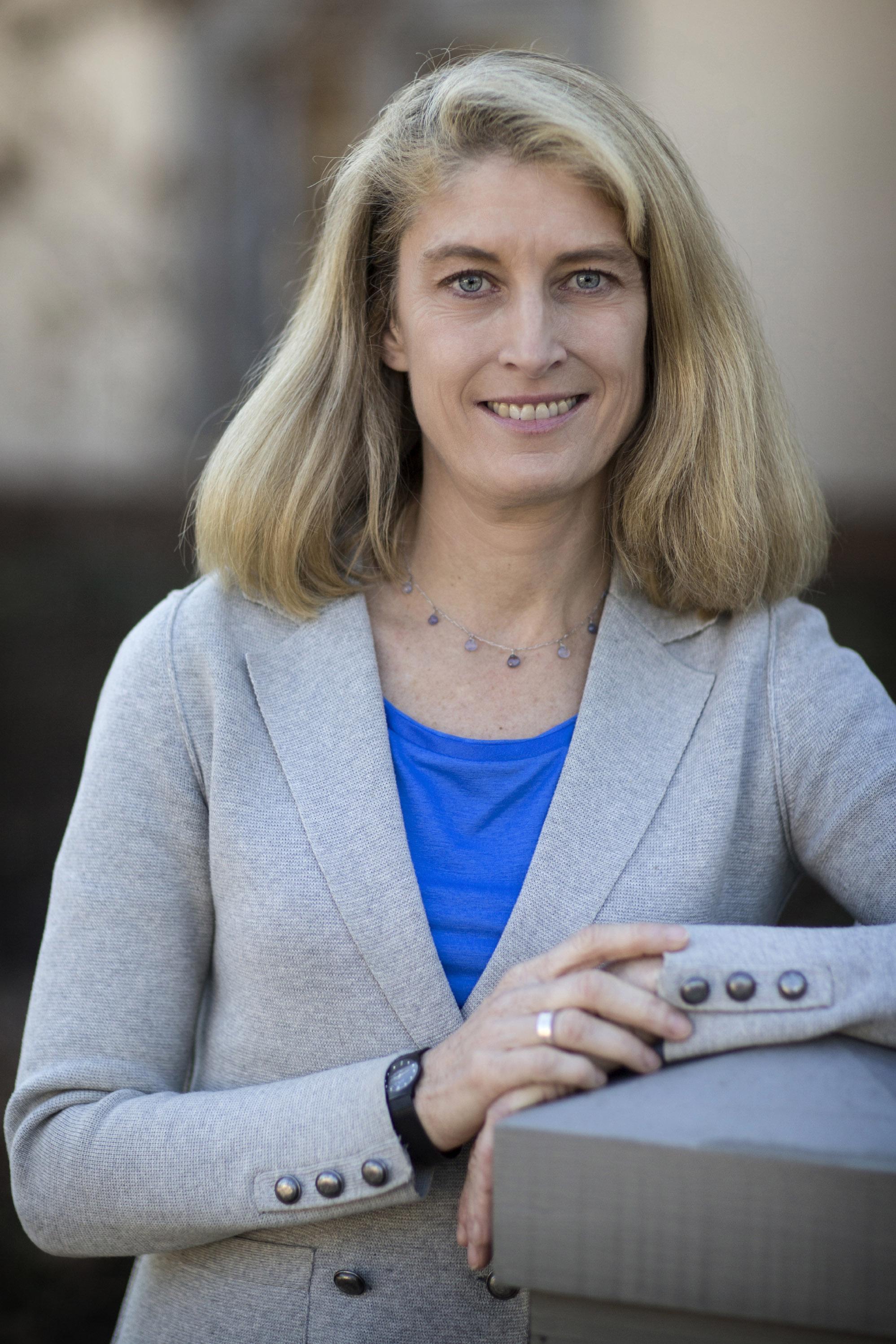 UVA environmental scientist Karen McGlathery