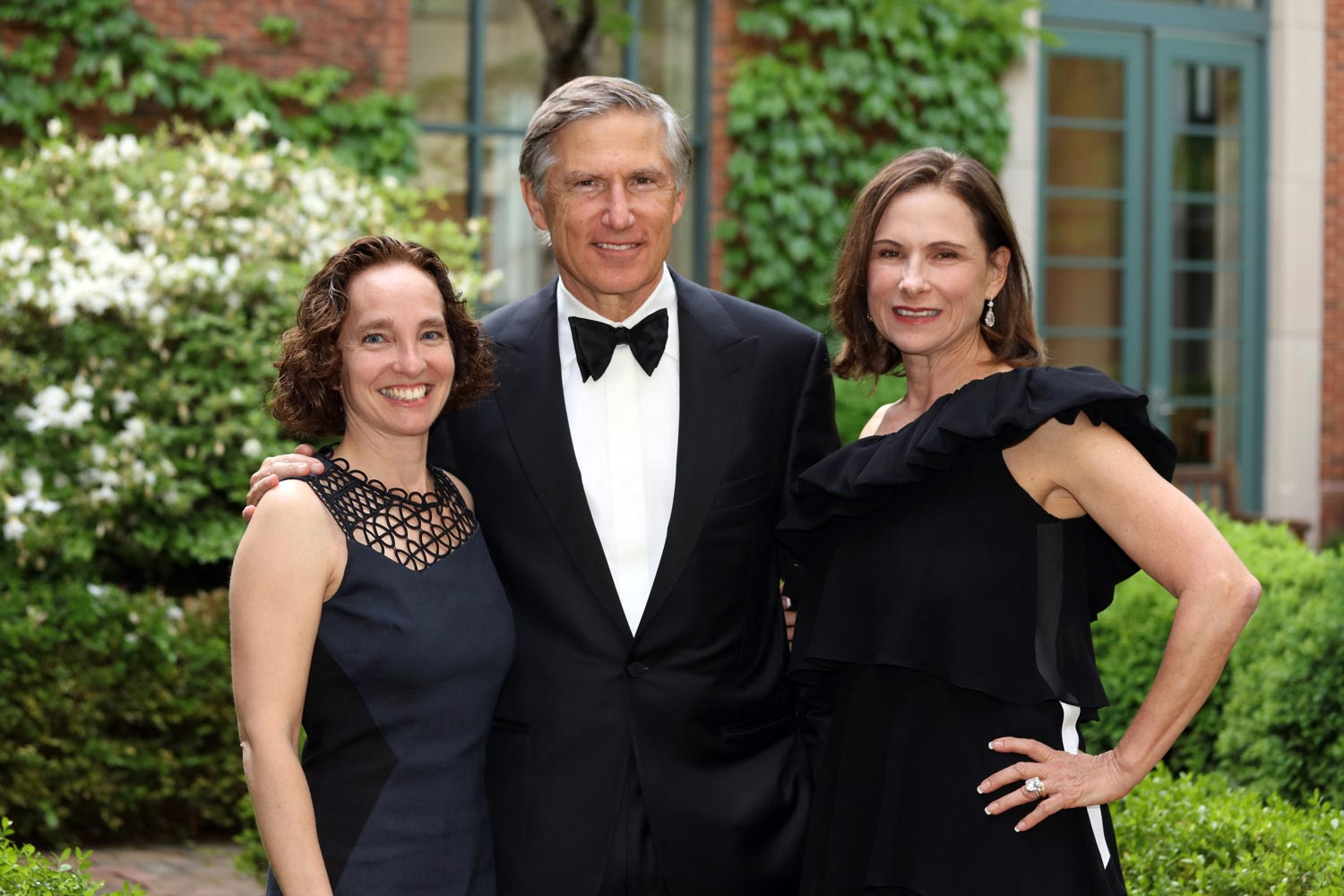 Risa Golubuff, Bruce and Martha Karsh
