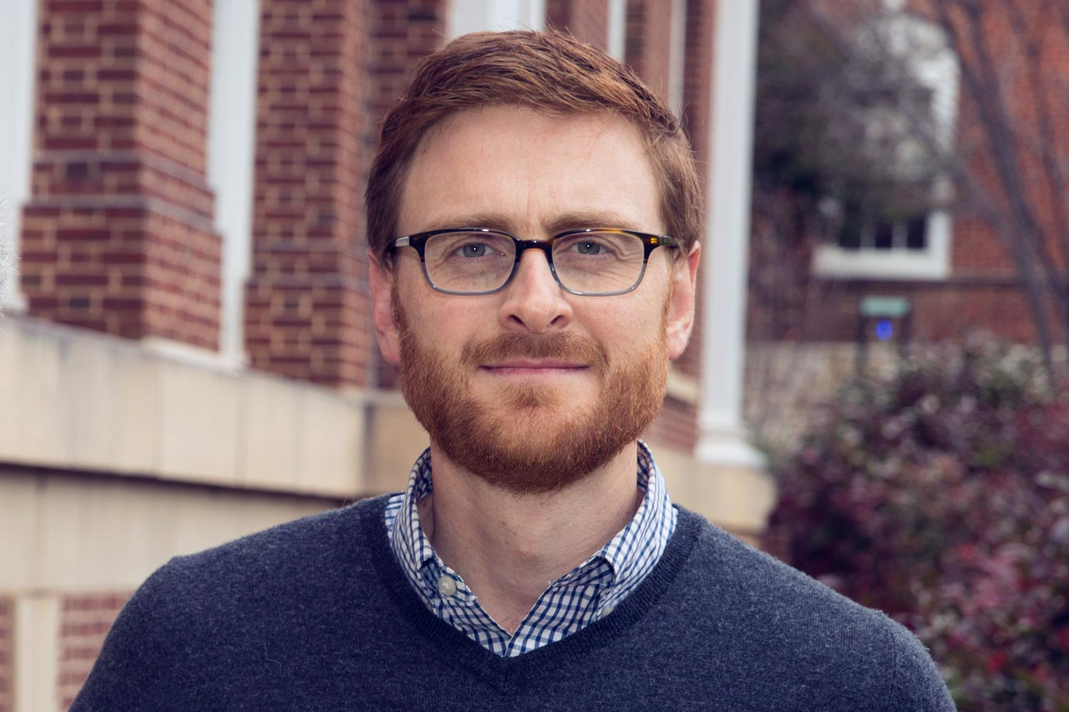 New research by Kieran O'Connor, above, and co-author Amar Cheema, both McIntire School of Commerce professors, has gained traction in academic and popular media.