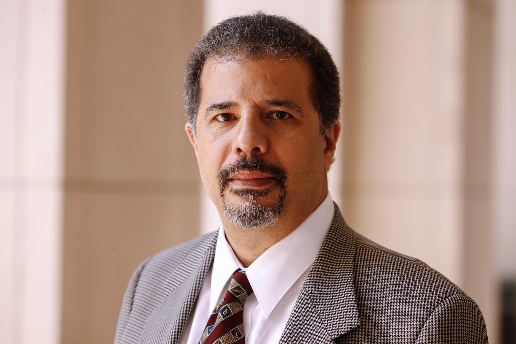 Kim Forde-Mazrui, Mortimer M. Caplin Professor of Law at the University of Virginia and director of UVA's Center for the Study of Race and Law, has focused his scholarship on equal protection involving race, gender and sexual orientation.