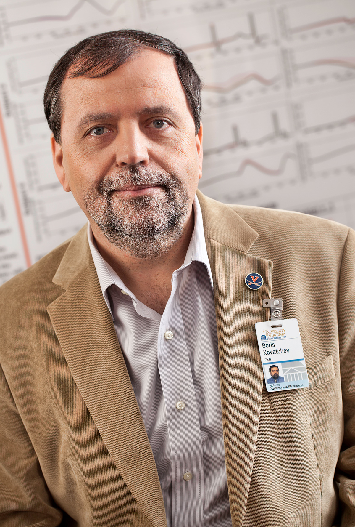 Boris Kovatchev has worked with researchers at UVA and elsewhere to develop and refine the artificial pancreas, which will soon undergo human trials.